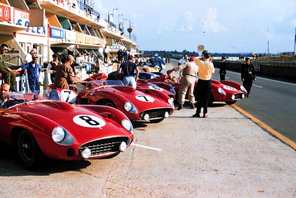 Ferrari, Le Mans