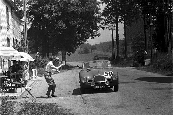 Aston Martin, Spa-Francorchamps