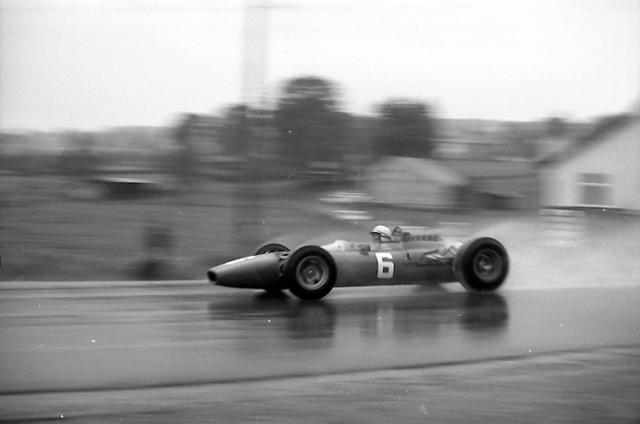 Surtees, Ferrari, Masta, klemcoll