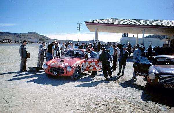 Ferrari, Giovanni Bracco, klemcoll