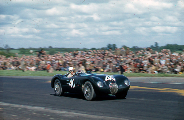 Stirling Moss, Jaguar