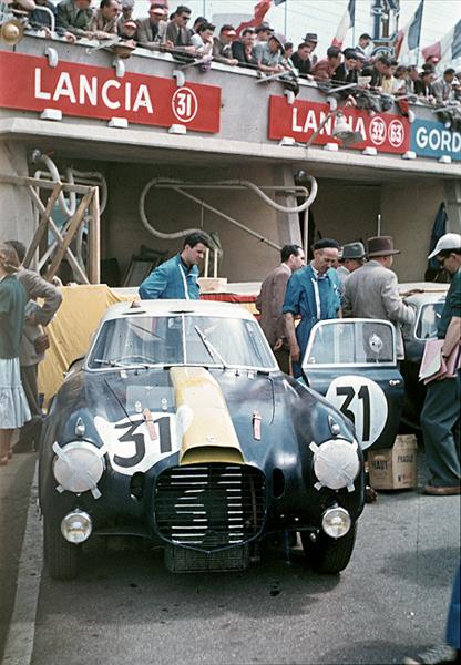 Lancia, Le Mans, klemcoll
