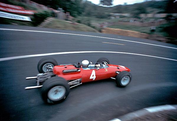 Ferrari, Bandini, klemcoll