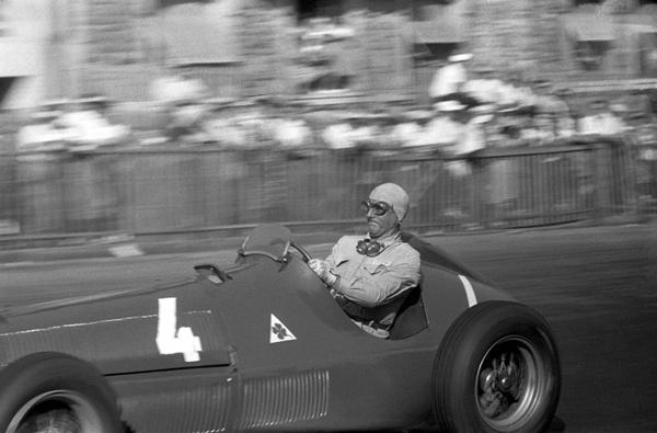 Nino Farina, Alfa Romeo, klemcoll