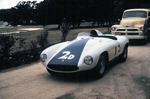Ferrari, Phil Hill, klemcoll
