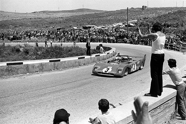 Ferrari, Targa Florio, klemcoll