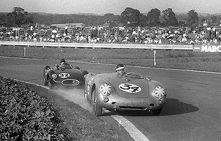 Porsche, von Haustein, Goodwood, klemcoll