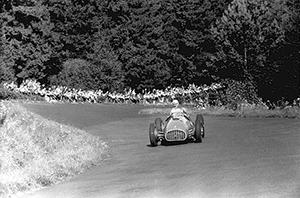 Ascari, Ferrari, klemcoll, Nurburgring