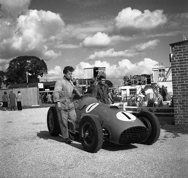 ferrari goodwood, klemcoll