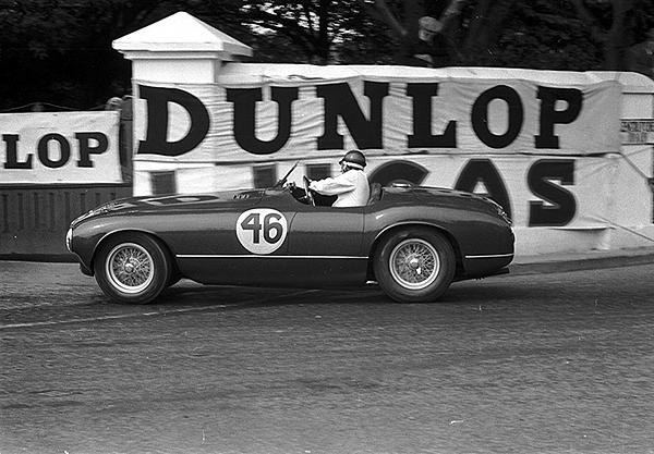 Hans Reusch, Ferrari, Isle of Man