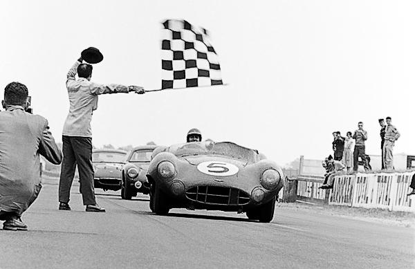 Aston Martin, Le Mans, Shelby, klemcoll