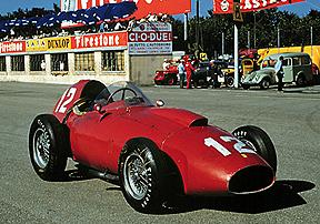 Ferrari, Monza, klemcoll
