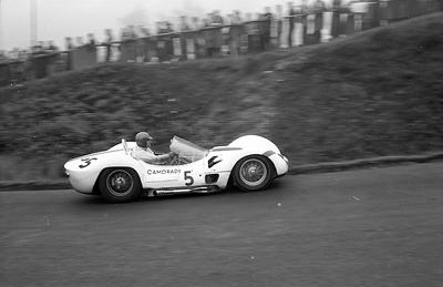 Dan Gurney, Maserati, Camoradi, Klemcoll