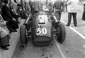 Lancia, Spa-Francorchamps, klemcoll
