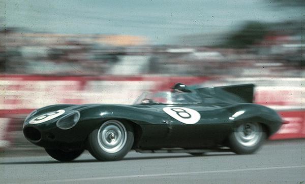 Jaguar. Le Mans, klemcoll