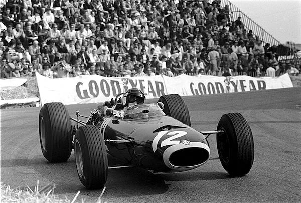 BRM, Monaco, Jackie Stewart, klemcoll