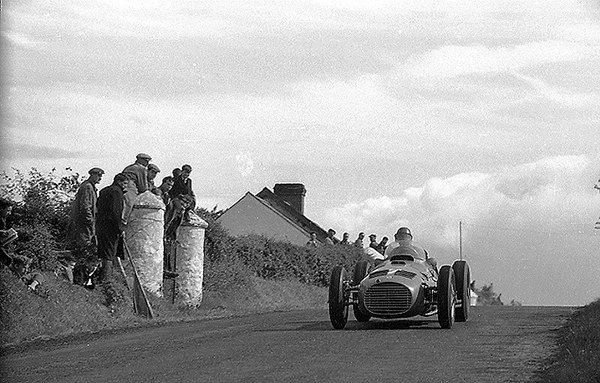 klemcoll, BRM, Fangio