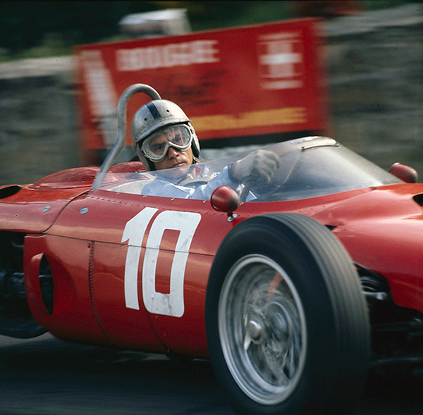 Willy Mairesse, klemcoll, Ferrari, Spa-Francorchamps
