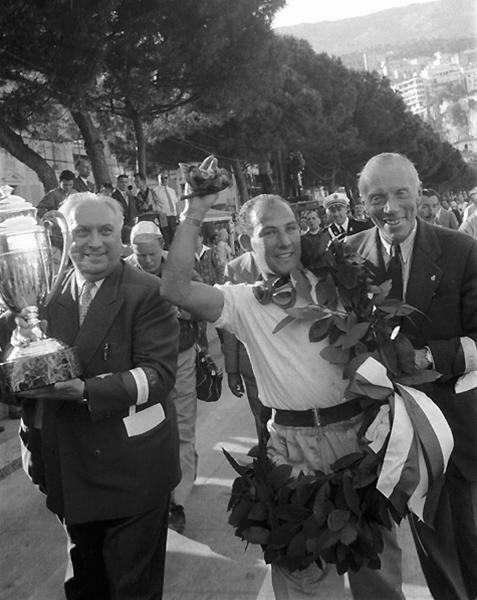 Stirling Moss, Klemcoll, Monaco