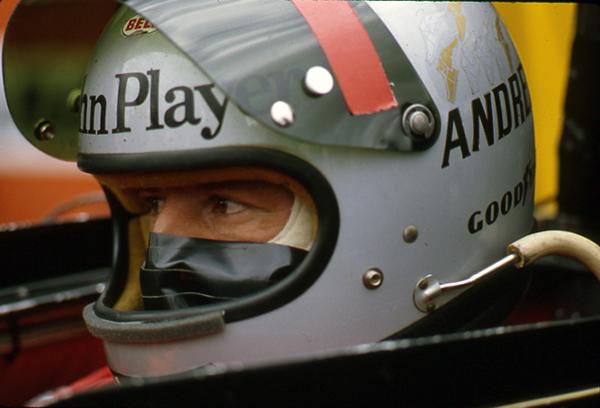Mario Andretti, Lotus, klemcoll