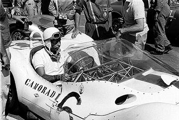 Maserati, Lloyd Casner, Pescara klemcoll