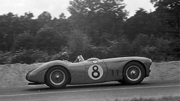Talbot, Levegh, klemcoll, Le Mans