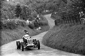 Maserati 8CM, Maserati Shelsley Walsh, klemcoll, Ken McAlpine