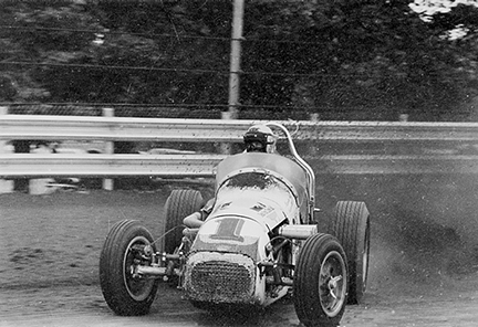 USAC, Sprints, klemcoll, Mario Andretti