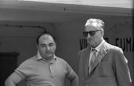 Ferrari, Froilan Gonzalez, Monza, klemcoll