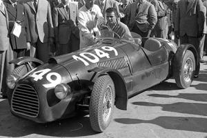 Ferrari, Mille Miglia, klemcoll, Nuvolari