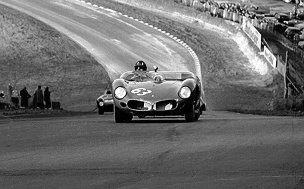 Ferrari, Brands Hatch, Graham Hill, klemcoll