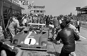 Ferrari, Nurburgring, klemcoll, Redman, Ickx