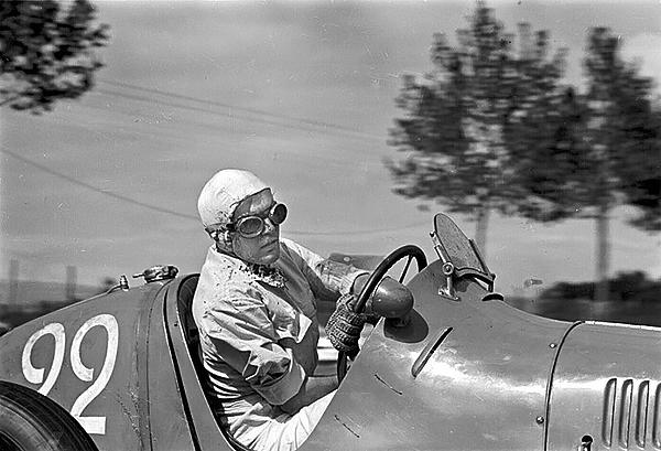 French Grand Prix, Emmanuel de Graffenried, klemcoll