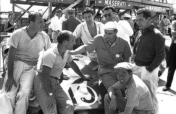 Sebring, Maserati, klemcoll