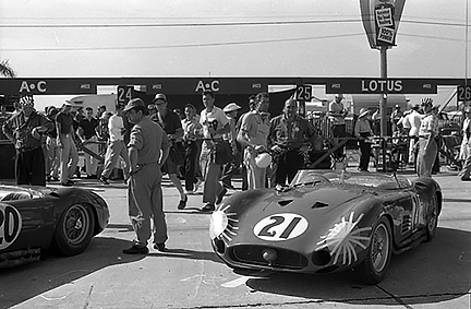 Maserati, Sebring, Carroll Shelby, klemcoll