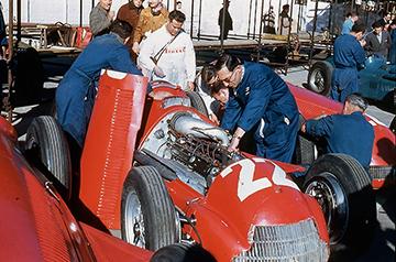 Spanish GP, Alfa Romeo, klemcoll