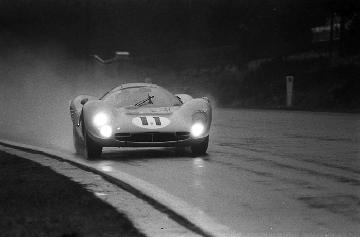 Ferrari, Blaton, Mairesse, Spa-Francorchamps, klemcoll