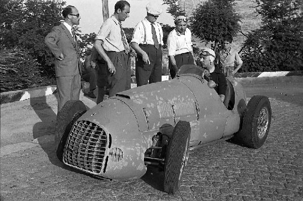 Ferrari, klemcoll, Cortese, Maranello