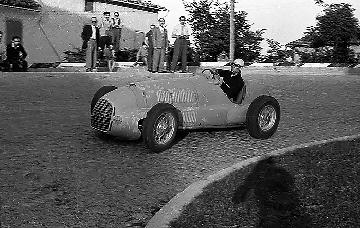 Ferrari Cortese, klemcoll