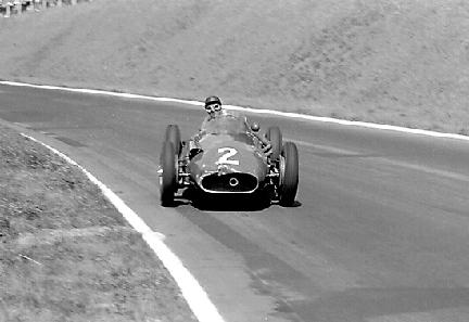 Maserati, Fangio, klemcoll