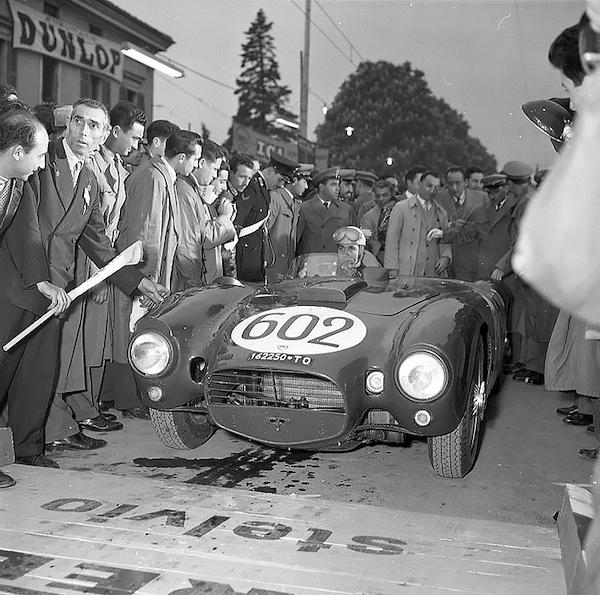 Lancia, alberto Ascari, Mille Miglia, klemcoll