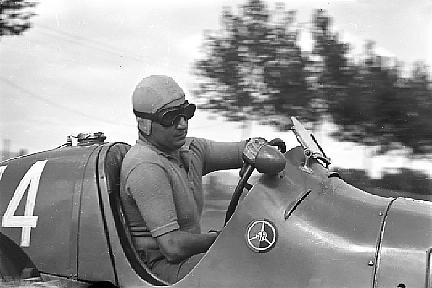 Maserati, Ascari, klemcoll