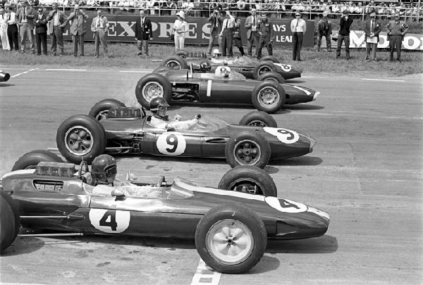 Jim Clark, Silverstone, Lotus, klemcoll