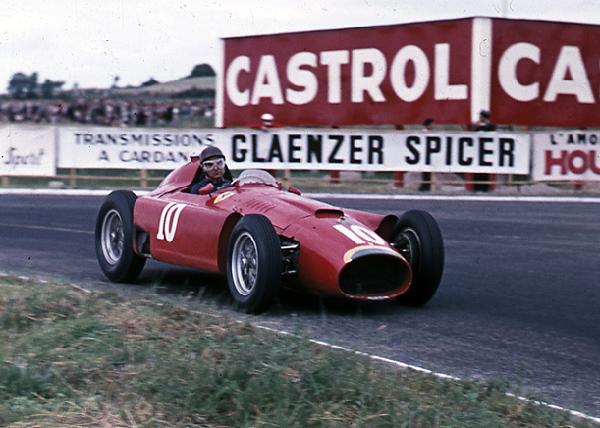 Fangio, Thillois, Ferrari, klemcoll