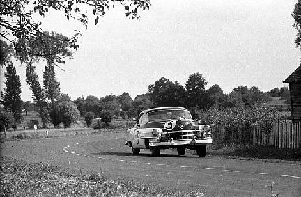 Le Mans, Cadillacv, Cunningham, klemcoll