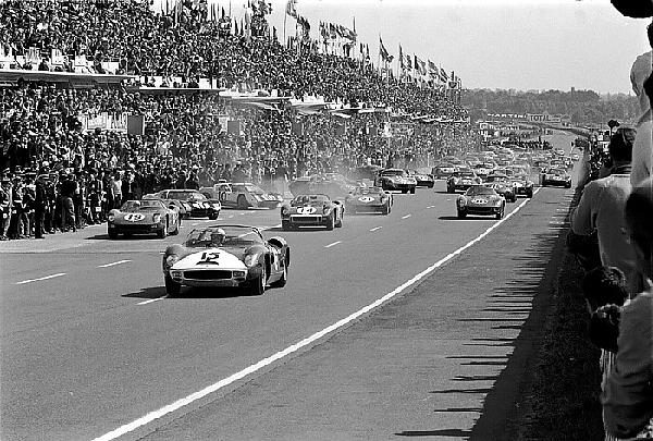 Ferrari, Le Mans, klemcoll, Pedro Rodriguez
