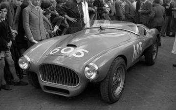 Ferrari, Mille Miglia, klemcoll