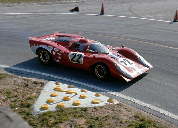 Ferrari, Sebring, klemcoll