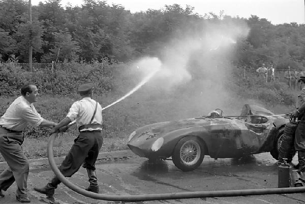 Ferrari, Monza klemcoll