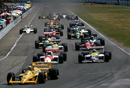 Lotus, Williams McLaren, German GP, klemcoll, Ayrton Senna